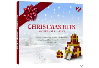 VARIOUS - Christmas Hits  - (CD)