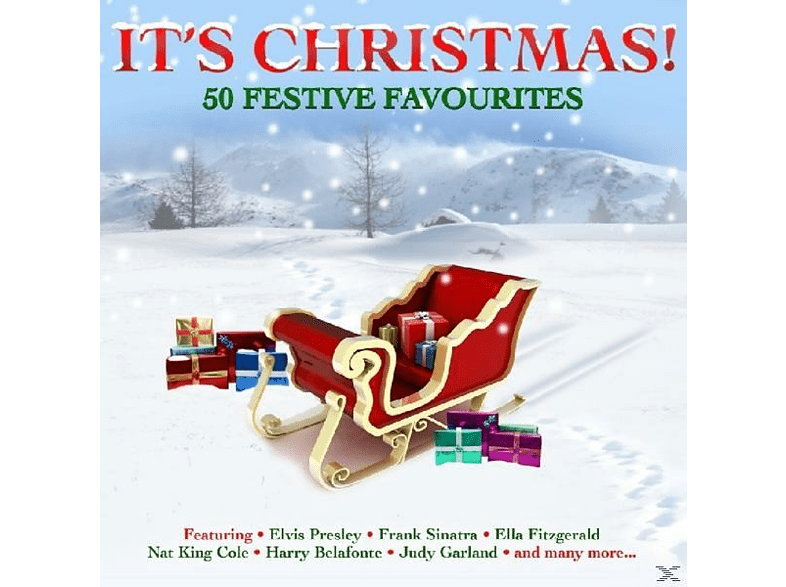 VARIOUS - It's Christmas [CD]