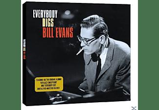 Bill Evans - Everybody Digs Bill Evans  - (CD)