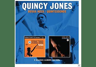 Quincy Jones - Bossa Nova/Quintessence  - (CD)