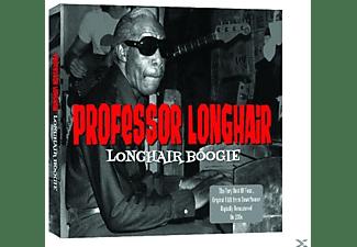 Professor Longhair - Longhair Boogie  - (CD)