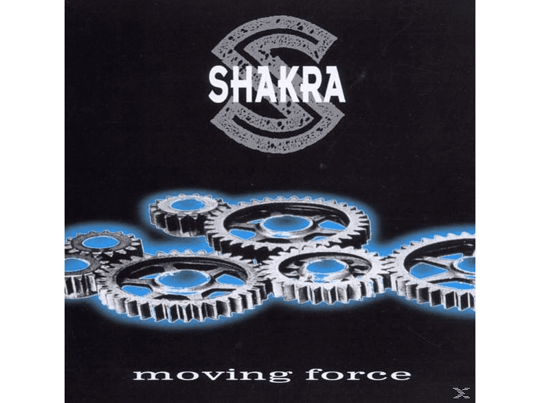 Shakra - Moving Force [CD]