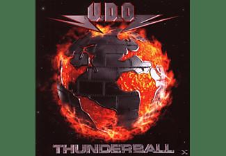 Udo - Thunderball  - (CD)