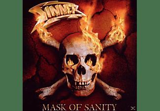 Sinner - Mask Of Sanity  - (CD EXTRA/Enhanced)