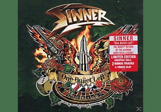 Sinner - One Bullet Left [Limited Edition]  - (CD)