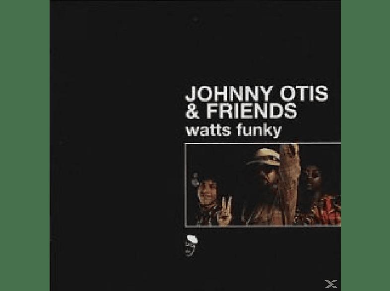 Otis Johnny And Frien - WATTS FUNKY [Vinyl]