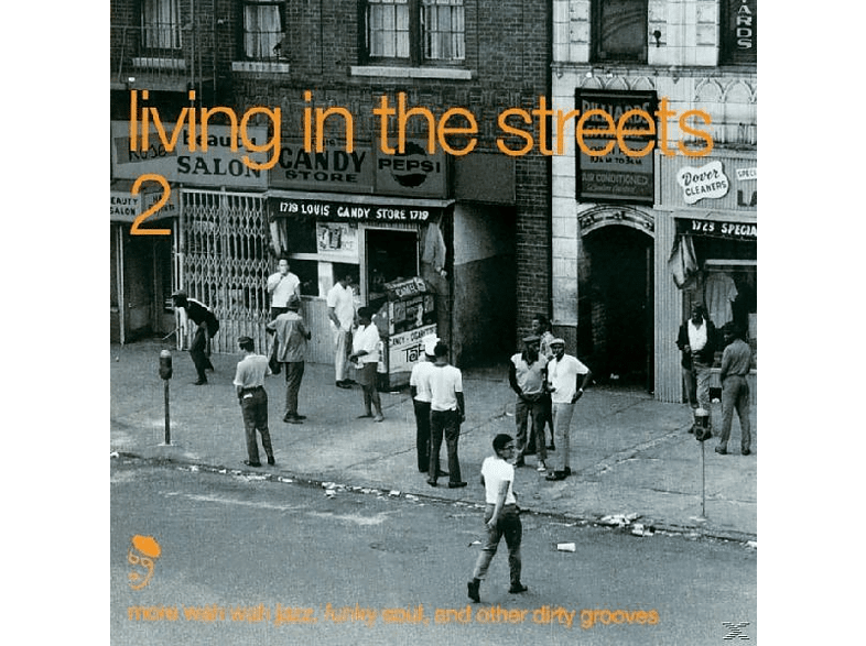 VARIOUS - LIVING IN THE STREETS 2 [Vinyl]