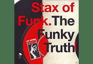 VARIOUS - Stax Of Funk  - (Vinyl)