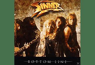 Sinner - Bottom Line (Re-Release+Bonus)  - (CD)
