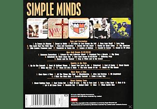 Simple Minds - 5 Album Set  - (CD)