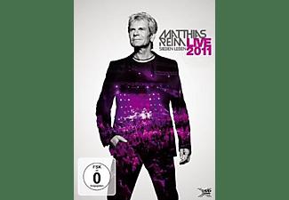 Matthias Reim - Sieben Leben Live 2011  - (DVD)
