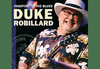 Duke Robillard - Passport To The Blues  - (CD)