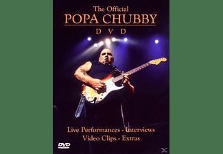 Popa Chubby - OFFICIAL POPA CHUBBY DVD  - (DVD)