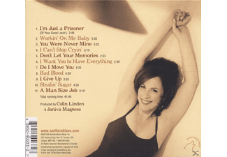 Janiva Magness - Do I Move You?  - (CD)