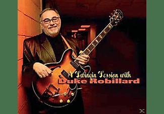 Duke Robillard - A Swingin Session With  - (CD)
