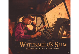 Watermelon Slim - Escape from the Chicken Coop  - (CD)