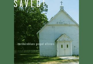 VARIOUS, Various Gospel Allstars - Saved!  - (CD)