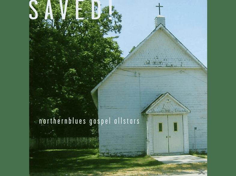 VARIOUS, Various Gospel Allstars - Saved! [CD]