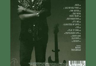 Eddie Turner - Rise  - (CD)