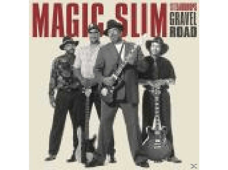 Magic Slim - Gravel Road-180gr- [Vinyl]