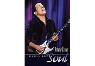 Tommy Castro - Whole Lotta Soul  - (DVD)