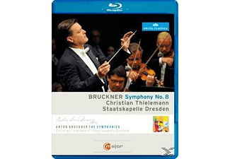 Thielemann Christian - Sinfonie 8  - (Blu-ray)