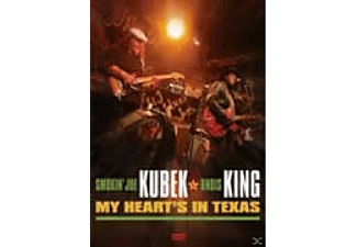 Bnois King - My Heart's In Texas  - (DVD)