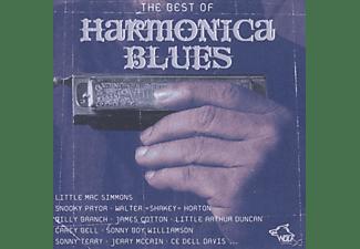 VARIOUS - Best Of Harmonica Blues  - (CD)