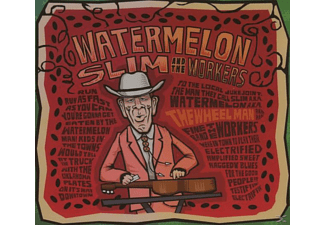 Watermelon Slim - THE WHEEL MAN  - (CD)