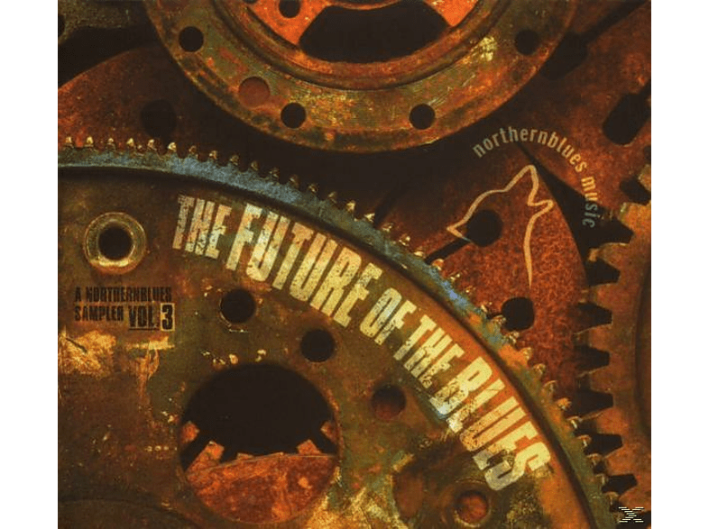 VARIOUS - FUTURE OF THE BLUES 3 [CD]