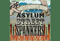 The Asylum Street Spankers - God's Favorite Band [CD]