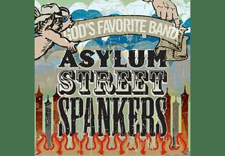 The Asylum Street Spankers - God's Favorite Band  - (CD)