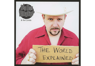 Big Boy Bloater And The Limits - The World Explained  - (CD)