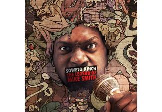 Soweto Kinch - The Legend Of Mike Smith  - (CD)