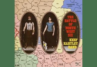 Brüder Rehm, Keef Band Hartley - The Battle Of North West Six  - (CD)