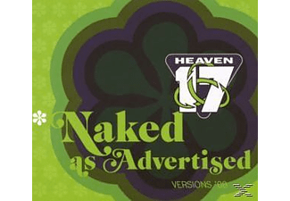 Heaven 17 - Naked As Advertised (Versions '08)  - (CD)