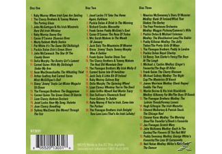 VARIOUS - The Absolutely Essential Irish Songs  - (CD)