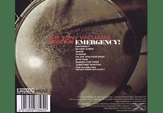(tony Williams') Lifetime - Emergency (Remastered)  - (CD)