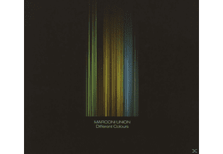 Marconi Union - Different Colours  - (CD)