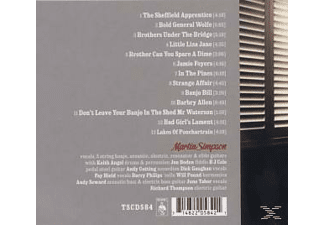 Martin Simpson - Purpose & Grace  - (CD)