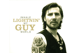 Lightnin' Guy - Inhale My World - (CD)