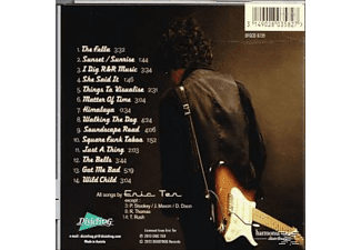 Eric Ter - Soundscape Road  - (CD)