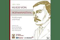 Ginsberg/Roth/Westphal - Erzählungen Und Prosa [CD]
