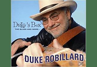 Duke Robillard - DUKE S BOX  - (CD)