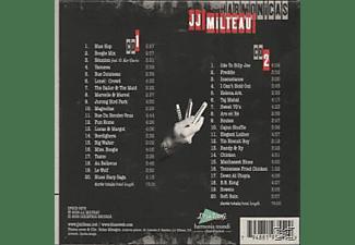Jean-jacques Milteau - Harmonicas  - (CD)