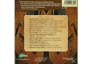 Duke Robillard - Low Down & Tore Up  - (CD)