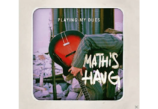 Mathis Haug - Playing My Dues  - (CD)