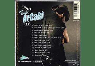 Dave Arcari - Nobody's Fool  - (CD)