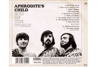 Aphrodite S Child - End Of The World (Expanded+Remastered)  - (CD)
