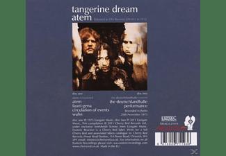 Tangerine Dream - Atem (Remastered+Expanded 2cd Edition)  - (CD)